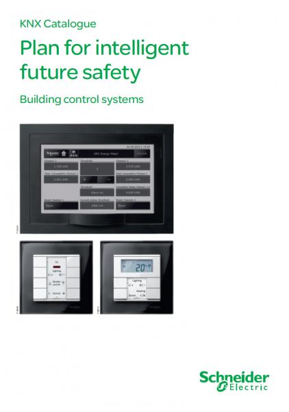 KNX katalog Schneider Electric